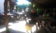 Serbia Subotica Palic ethno park Majkin salas tavern