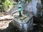 Montenegro Ostrog monastery holy water