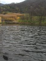 Serbia Kopaonik Semetesko lake shore