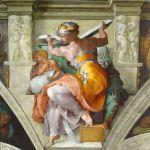 Sistine chapel Libyan sibyles
