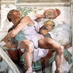 Sistine chapel prophet Jonah
