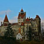 Romania Bran castle