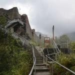 Romania Poenari fortress