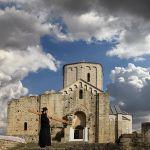 Serbia manastir Djurdjevi Stupovi
