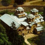 Serbia monastery Pecka patrijarsija