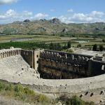 Tukey Aspendos amphitheatre