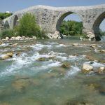 Tukey Belek Eurymedon roman bridge