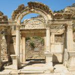 Turkey Ephesus Hadrian temple