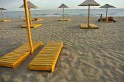 Montenegro Ada Bojana beach