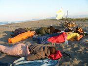 Montenegro Ada Bojana camping